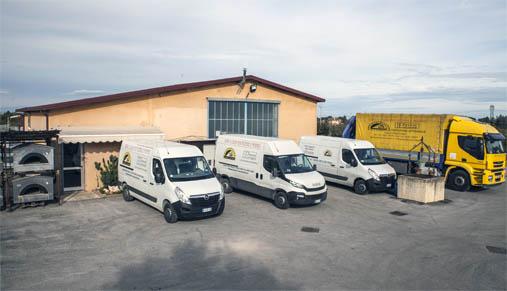 Forni Pavesi Rimini costruisce forni professionali per pizzerie e panifici