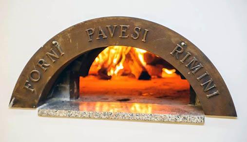 Caratteristiche Forni professionali Pavesi Rimini