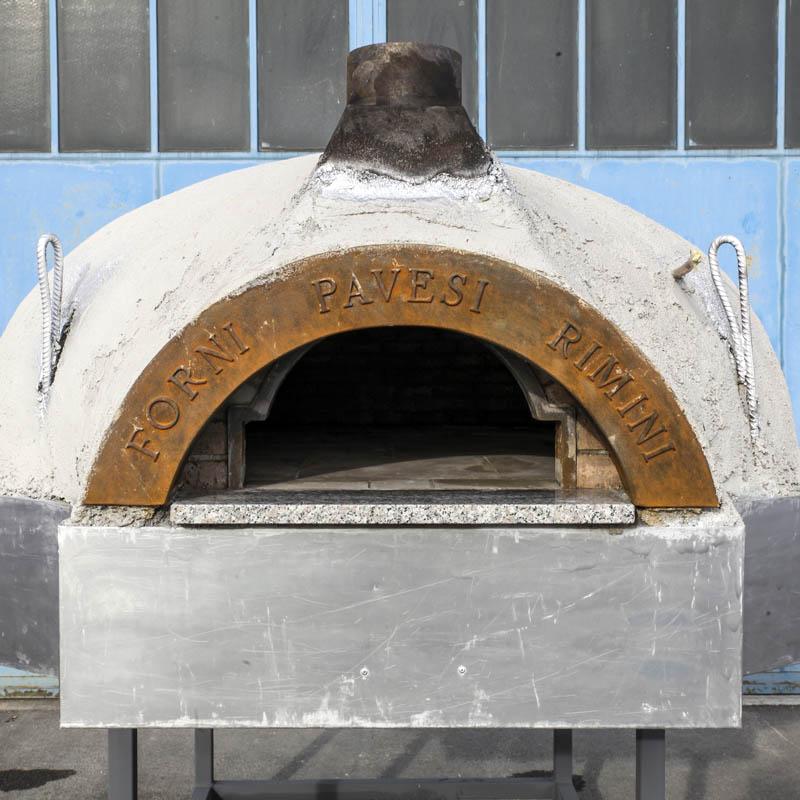 Forno artigianale professionale per pizzerie