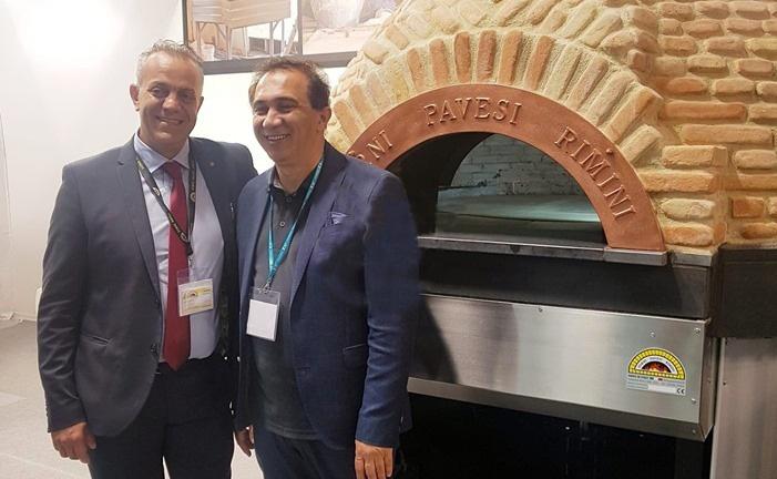 Forni Pavesi Rimini presenta alla fiera Host di Milano il nuovo forno Globo