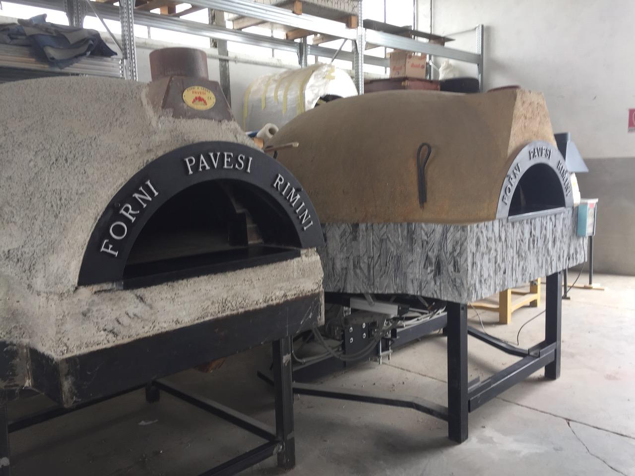 Forni per pizza artigianali Made in Italy