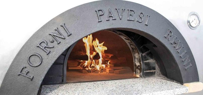 Forni a legna - Forni Pavesi Rimini
